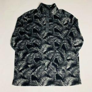 Tommy Bahama Shirts - Tommy Bahama Sweater  Medium T217427 Fez Fronds